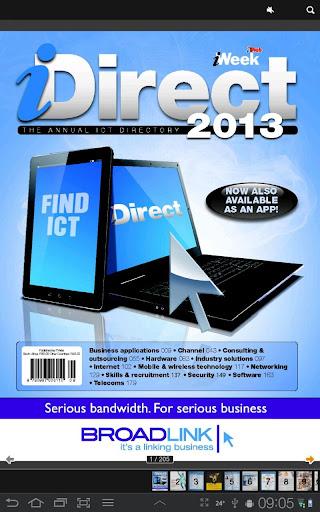 iDirect 2013