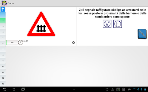 Patente Quiz e Manuale 2016- screenshot thumbnail