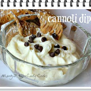 Cannoli Dip
