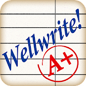 Wellwrite! 📖 Spelling test