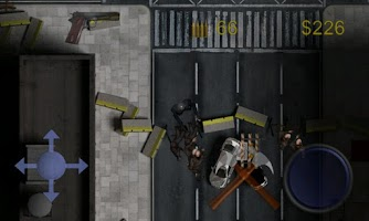 Screenshot of Last Stand