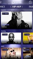 Screenshot of VIDZONE - Free HD Music Videos