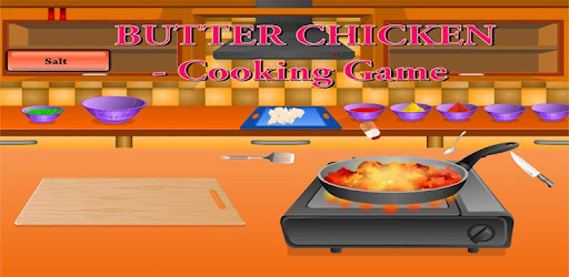 Butter Chicken- Cooking Game 1.0.0 APK For Android