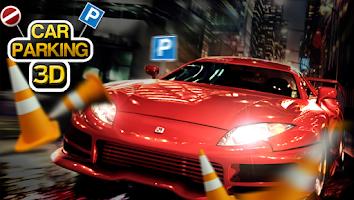 Screenshot of 3D Car Parking