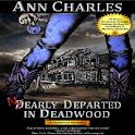 Nearly Departed in Deadwood logo