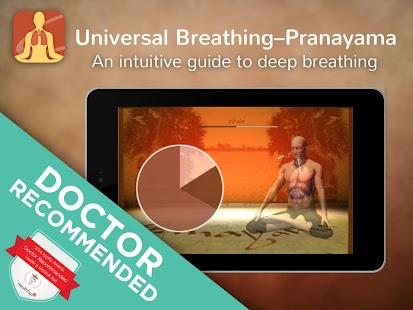 Universal Breathing: Pranayama - screenshot thumbnail
