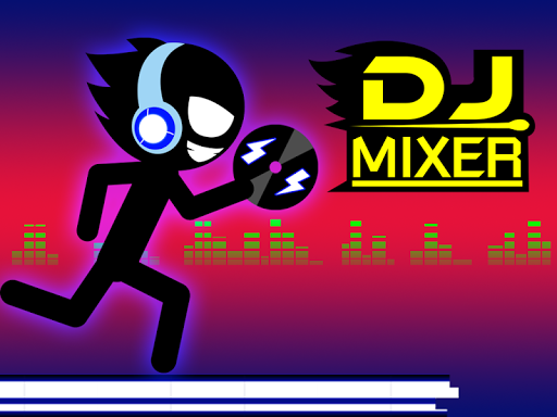 DJ MIXER MASTER RUN