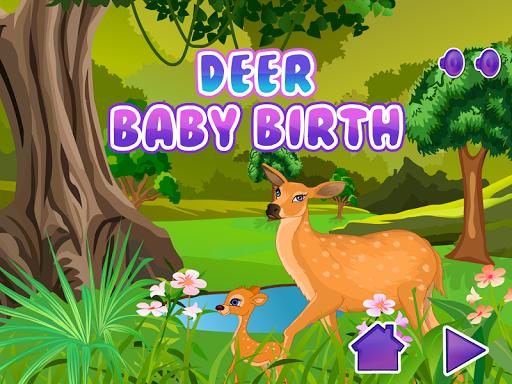 鹿出生的女孩遊戲