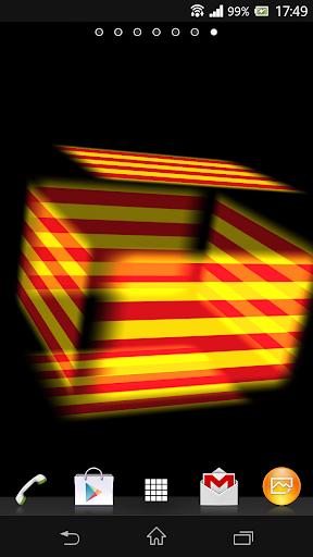 3D Catalunya Live Wallpaper