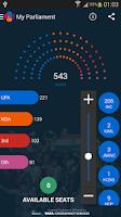 Screenshot of TCS iElect
