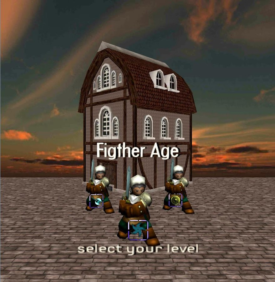 Fighter Age- screenshot