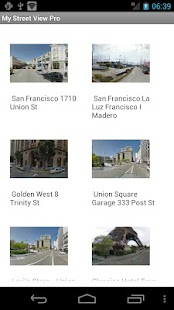 My Street View Pro - screenshot thumbnail