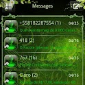 Nature v2 GO SMS Theme logo