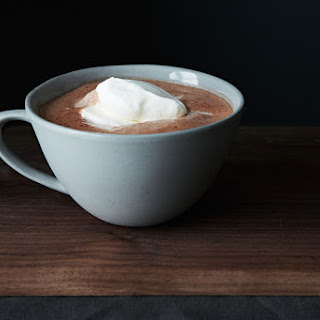 Dorie Greenspan's Hot (and Cold) Chocolate.