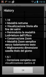 ePrex Liturgia delle Ore - screenshot thumbnail