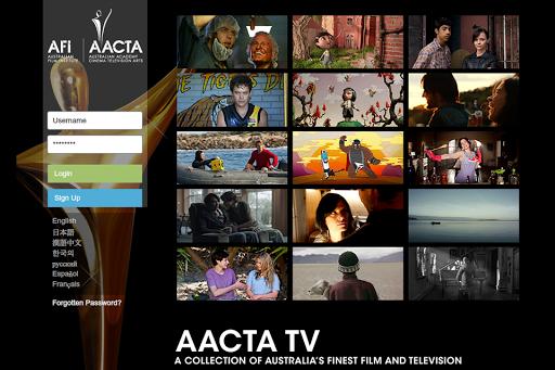 AACTA TV