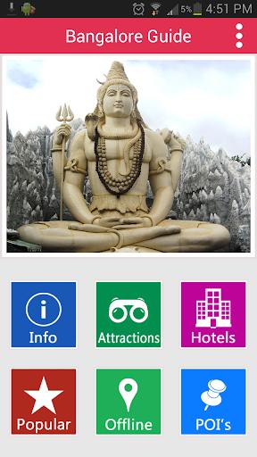 Bangalore Offline Guide