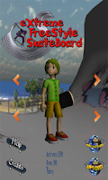 Screenshot of eXtreme Freestyle SkateBoard