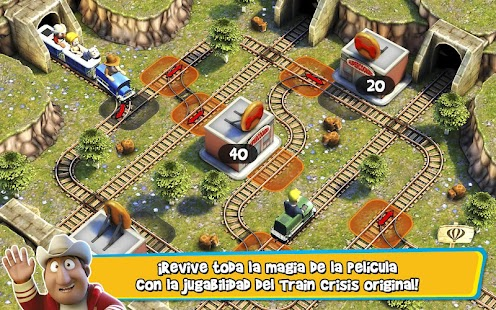 Tadeo Jones: Train Crisis - screenshot thumbnail