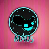 Deadmau5 Clock Widget (3x2)