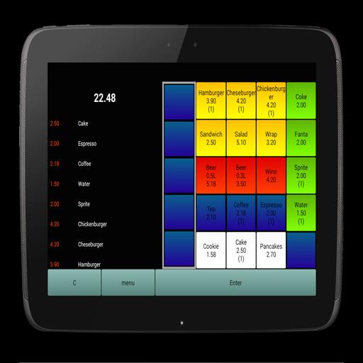 POS機鋪平板 商業 App LOGO-APP試玩