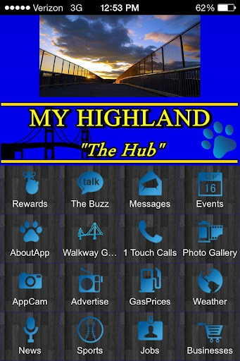My Highland App