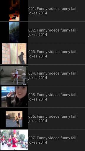 Funny finder video for mobile