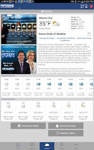 KIMT News 3 - screenshot thumbnail