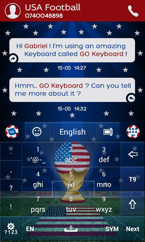 Soccer-USA-Keyboard-Theme 9