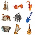 Indian Music Instruments icon