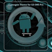GOContacts Theme Cyanogen