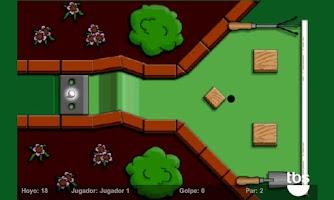 Screenshot of tbs Mini-Golf