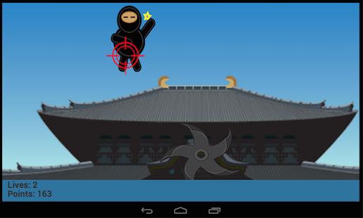 Ninja Striker Vengeance