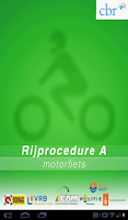 Screenshot of Rijprocedure A