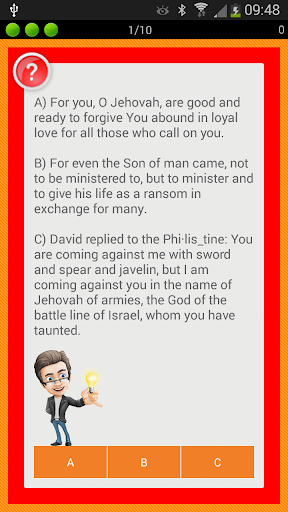 Trivia for Jehovah's Witnesses 2.2.36 screenshots 4