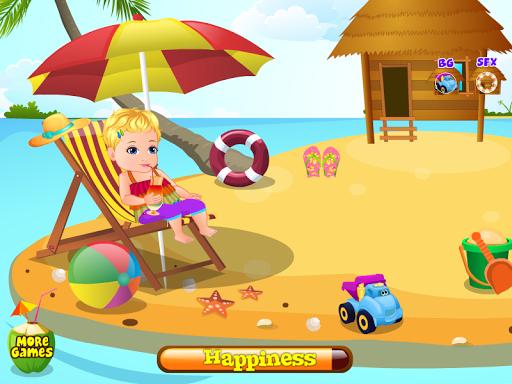 玩免費休閒APP 下載婴儿护理女孩的游戏 app不用錢 硬是要APP