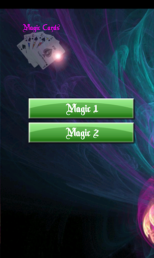 Magic Cards Magic Tricks