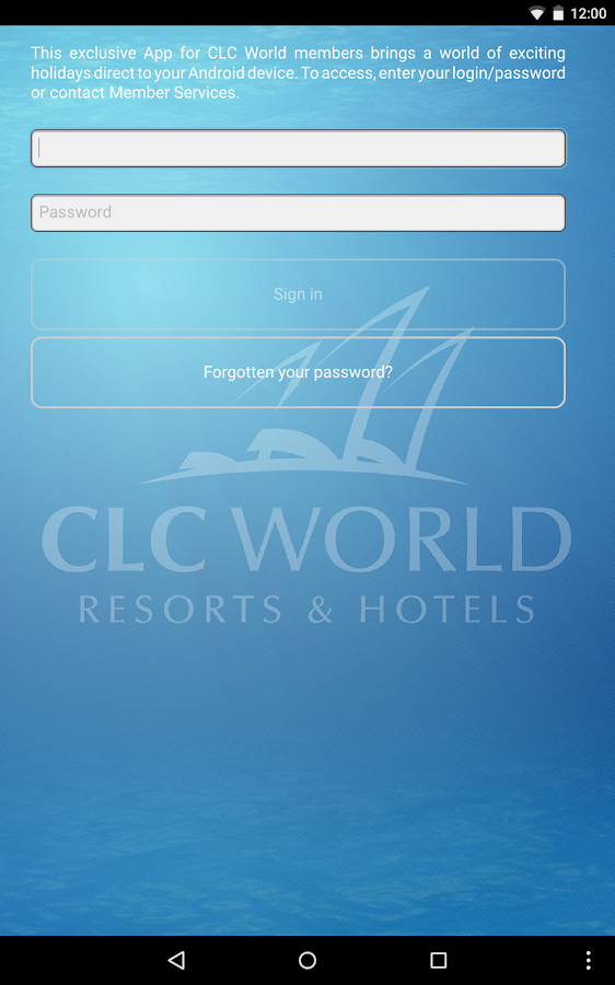 CLC World - screenshot
