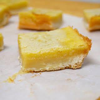 Magical Gluten-free Lemon Bars.