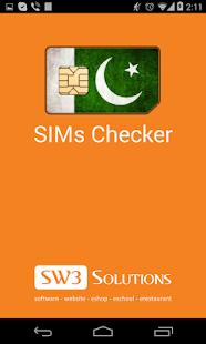玩免費通訊APP|下載SIMs Checker app不用錢|硬是要APP