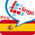 L-Lingo Learn Spanish Pro icon
