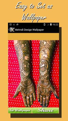 Mehndi Designs Wallpaper