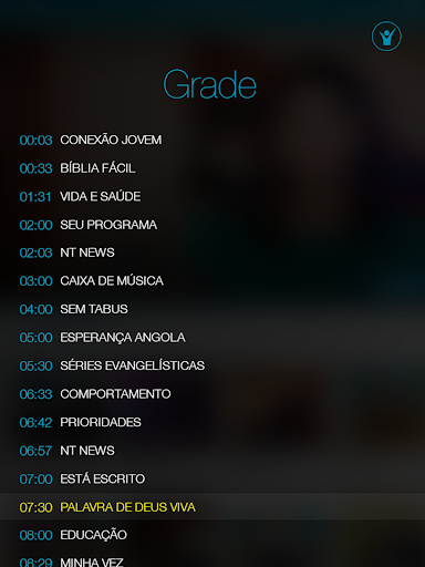 TV Novo Tempo 1.0 screenshots 8