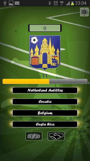 Soccer logo quiz