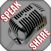 Speak to Share