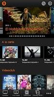 Screenshot of Orange TV