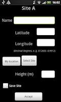Screenshot of RF Terrain Profiles