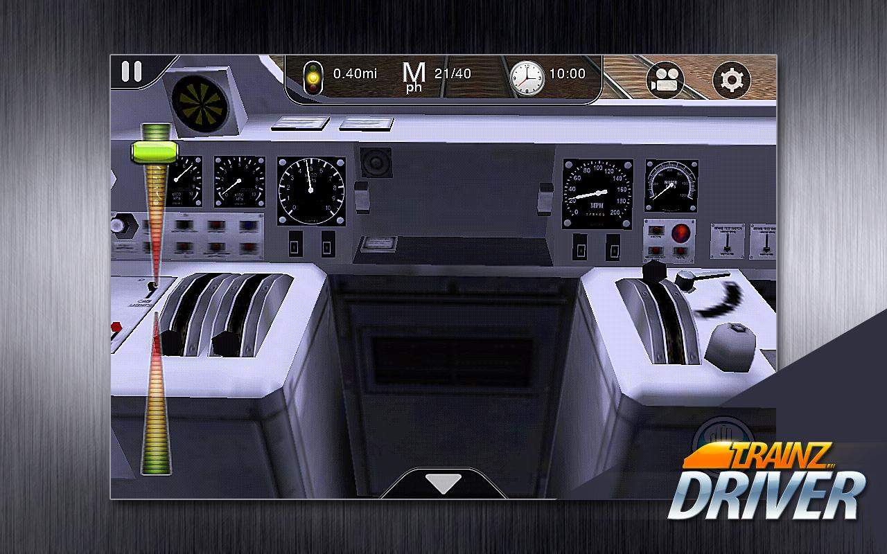 Trainz Driver- screenshot