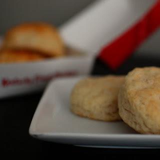 Great American Taste Test – KFC biscuits.