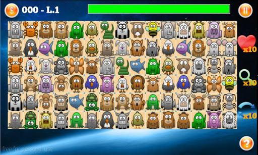 Onet Cool Animals MultiPlay